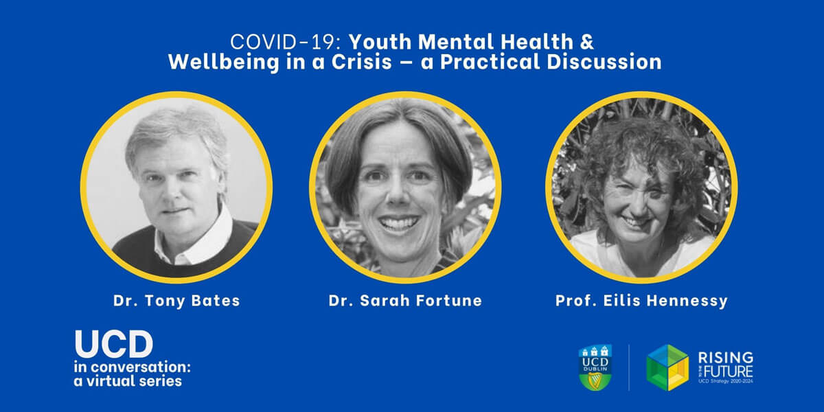 UCD in Conversation: A Virtual Series