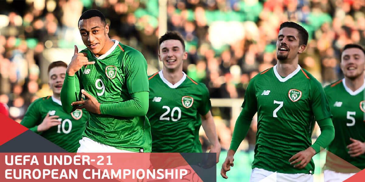 UEFA Under-21 Euro 2021 Qualifier: Rep. of Ireland vs Armenia