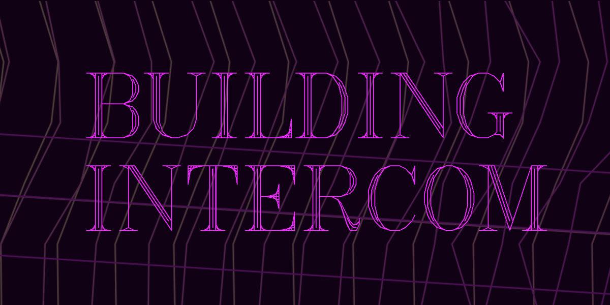 Building Intercom