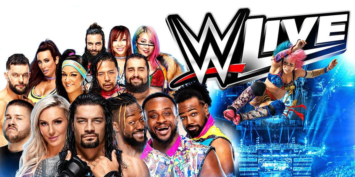 WWE – Live Tour