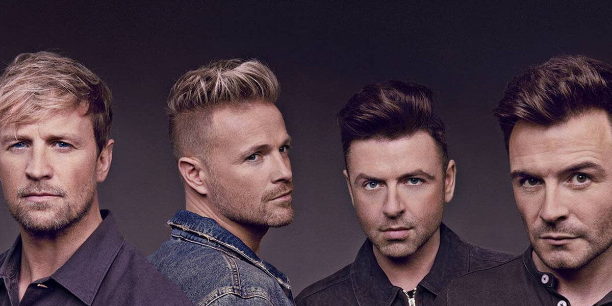 Westlife – The 20 Tour