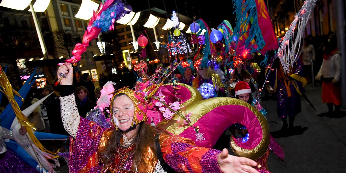 City of Dublin Winter Solstice Celebration Festival