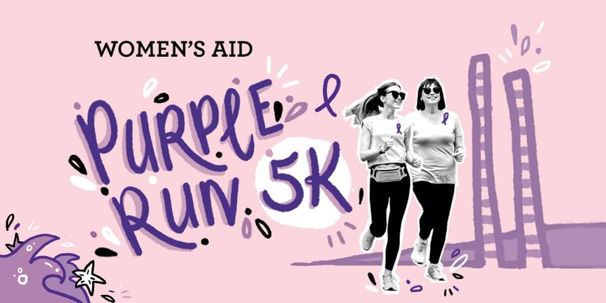 Women's Aid – Purple Run 5K