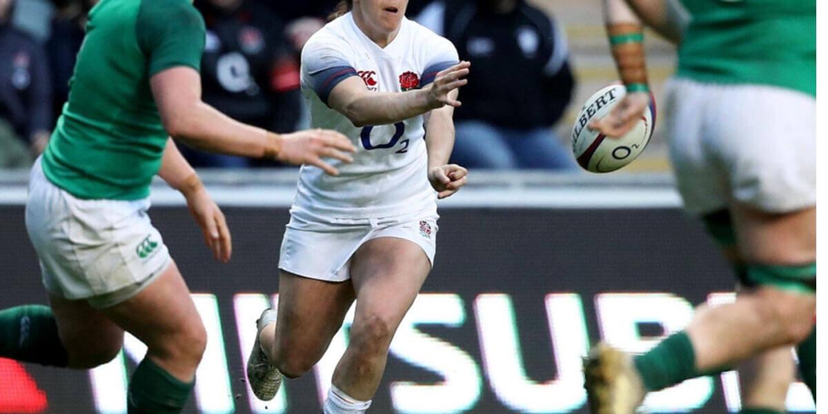 Ireland v England – Women's Six Nations