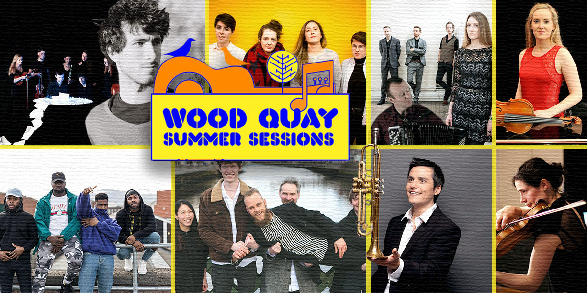 Wood Quay Summer Sessions