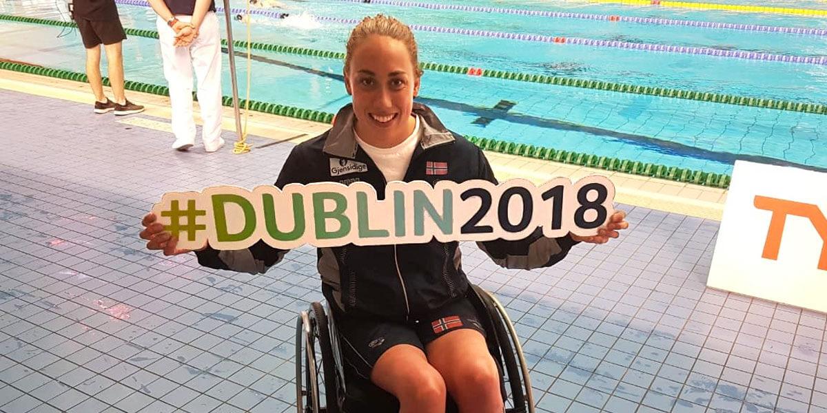 World Para Swimming European Championships 2018 | Dublin ie
