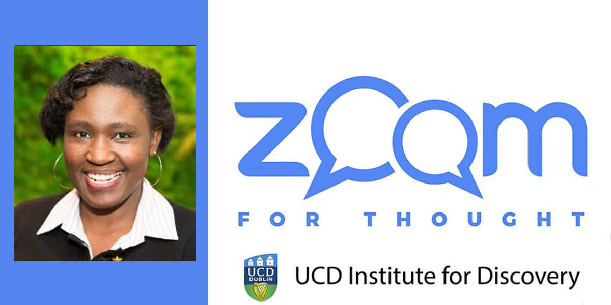 UCD Discovery – Zoom for Thought