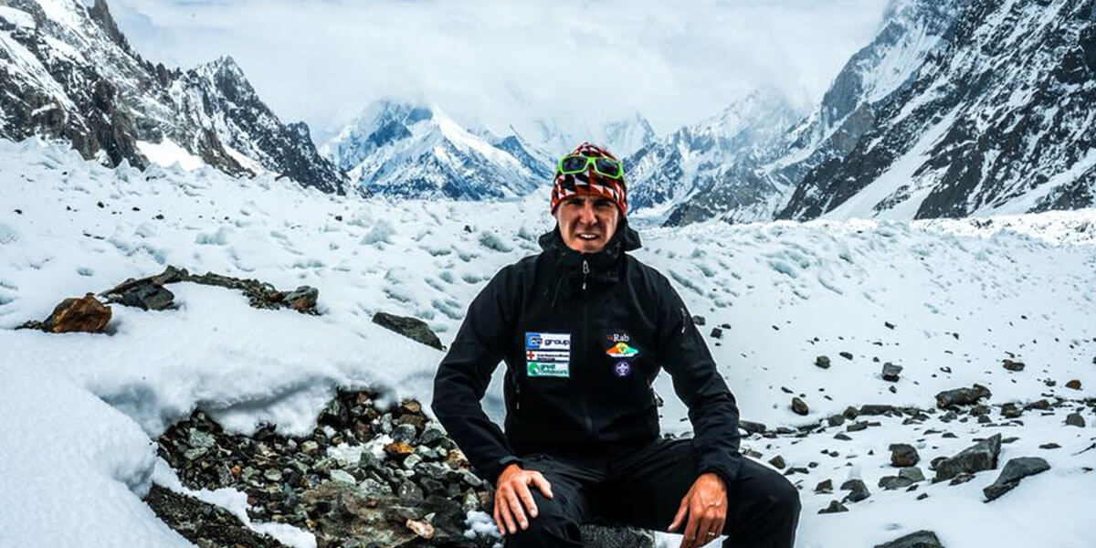 K2, The Irish Story with Jason Black
