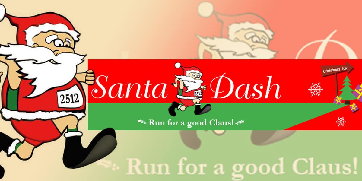 Virtual Santa Dash