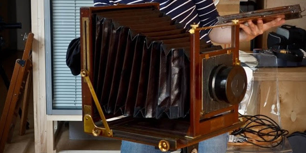 Gallery of Photography – Wet Plate Collodion Photography Workshop