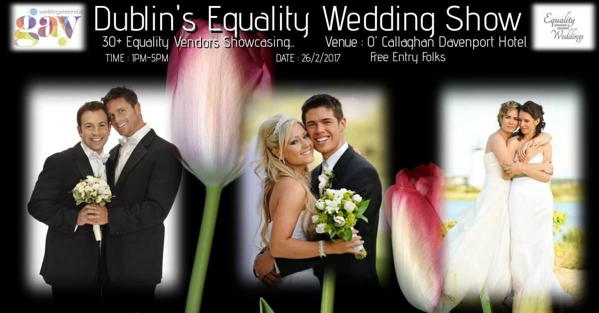 National Equality Wedding Show